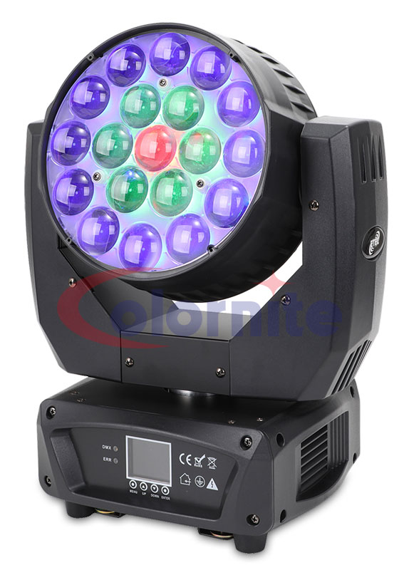 19*15W Zoom Moving Head